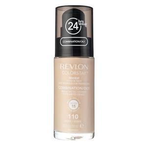 Fond De Ten Revlon Colorstay Oily Skin Cu Pompita - 110 Ivory, 30ml