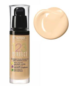 Fond DE Ten Bourjois 123 Perfect, 51 Light Vanilla, 30 ml
