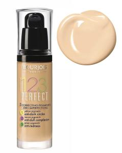 Fond De Ten Bourjois 123 Perfect, 52 Vanilla, 30 ml