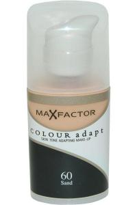 Fond de Ten Lichid MAX FACTOR Colour Adapt - 60 Sand, 34 ml0