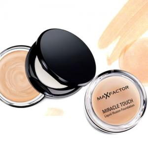 Fond De Ten Max Factor Miracle Touch - 55 Blushing Beige1