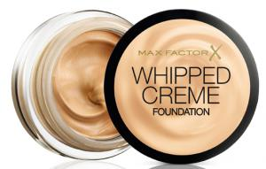 Fond de Ten Max Factor Whipped Creme - 33 Crystal Beige0