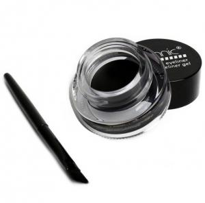 Gel Contur De Ochi Cu Pensula Technic - Black, 2.6 gr