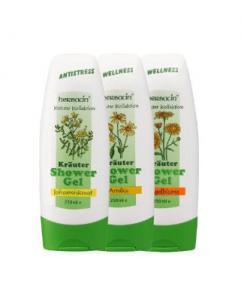 Gel De Dus Si Sampon Herbacin Cu Galbenele - 250 ml1