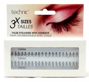 Gene False Profesionale Fir Cu Fir Technic Individual False Eyelashes0