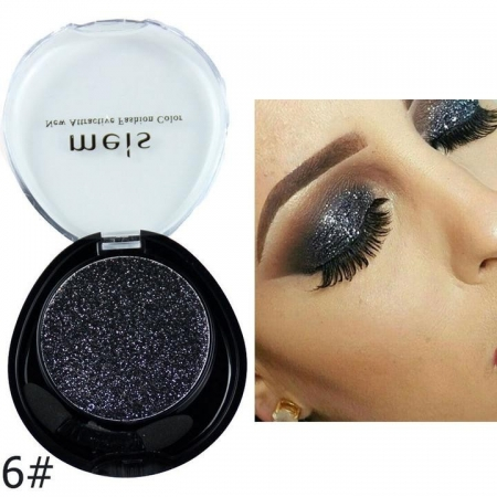 Glitter Multifunctional Meis New Attractive Color - 06 Brilliant Black, 4.5 g1