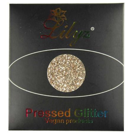 Glitter ochi Lilyz Pressed Vegan Glitter, Dusk till dawn, 1.5 g1