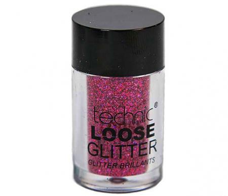 Glitter ochi pulbere TECHNIC Loose Glitter, Betty Pop