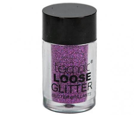 Glitter ochi pulbere TECHNIC Loose Glitter, Code Name