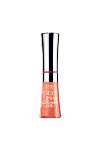 Gloss L'oreal Glam Shine Diamant - 163 Blush Carat