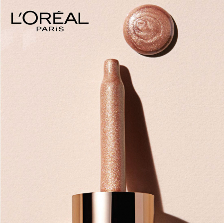 Iluminator lichid L'Oreal Paris Glow Mon Amour Highlighter, 03 Bronze in Love, 15 ml1