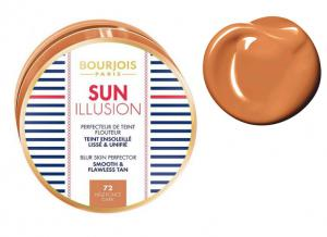 Iluminator Bourjois Sun Ilussion Blur Skin Perfector - 72 Dark