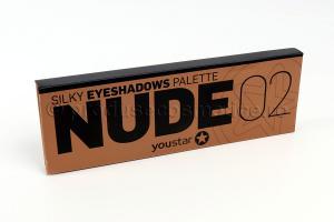 Paleta Profesionala Cu 12 Farduri YouStar Nude - 02 Perfect Nude1