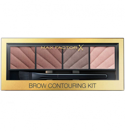 Kit pentru sprancene MAX FACTOR Brow Contouring Kit, 1.8 g