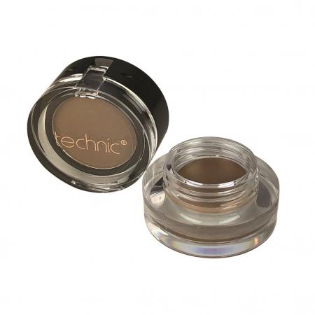 Kit pentru sprancene TECHNIC Brow Pomade & Powder Duo, Light, 3 g + 1.8 g