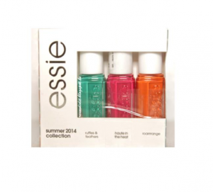 Kit 3 Lacuri De Unghii Essie Summer 2014 Collection - 3x5 ml