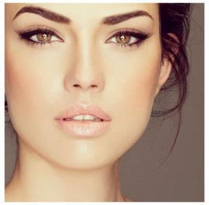 Gel Contur de Ochi cu Pensula Ultra-Rezistent Ushas Gel Eyeliner, Negru1