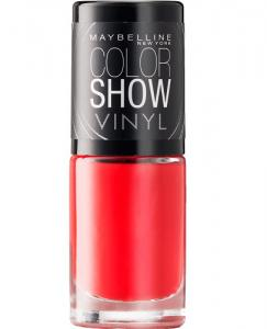Lac De Unghii Maybelline Color Show Vinyl - 403 Record Red