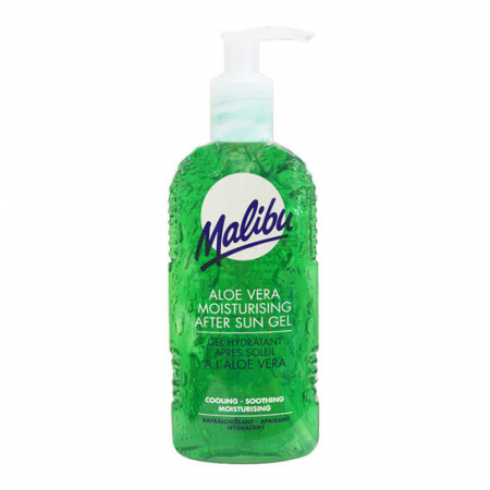 Lotiune After Sun MALIBU Aloe Vera Cooling After Sun Gel, 200 ml