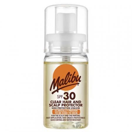 Spray pentru protectia scalpului si parului MALIBU Protector, UVA/UVB, Rezistenta la apa, SPF30, 50 ml