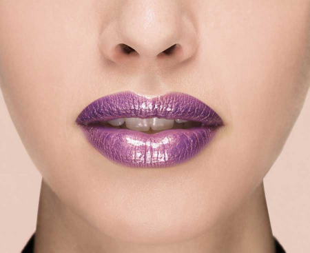 Luciu de Buze Metalizat L'Oreal Paris Chromatic Bronze Lip Topper, 03 Purple Fizz, 3 ml3