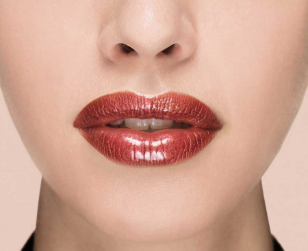 Luciu de Buze Metalizat L'Oreal Paris Chromatic Bronze Lip Topper, 04 Red Tonic, 3 ml3