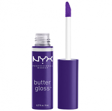Luciu De Buze Nyx Professional Makeup Butter Gloss, 34 Gelato, 8 ml