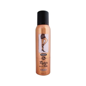 Makeup Autobronzant Pentru Picioare W7 Tights In A Tin Deep Glow, 125 ml0