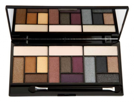 Paleta Makeup Revolution Pro Looks Palette, 3 Looks in 1 - Big Love, 13g2