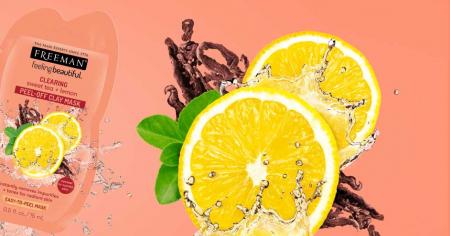 Masca de curatare antioxidanta FREEMAN Clearing Sweet Tea + Lemon Clay Mask, 15 ml3