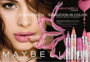 Ruj Maybelline Color Sensational Lipstain - 150 Tender Rose2