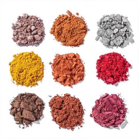 Paleta de farduri Makeup Revolution Soph X Eyeshadow Palette, Extra Spice, 18 Nuante1
