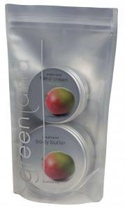 Pachet Promotional Greenland Crema de Maini + Unt de Corp cu Mango0