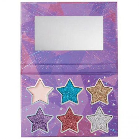Paleta Glittere si Iluminator SUNKISSED Cosmic Stars Glitter