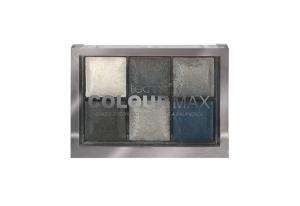 Paleta Cu 6 Farduri Pigmentate Technic Colour Max - Silverado