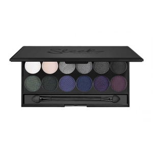 Paleta farduri SLEEK MakeUP i-Divine Eyeshadow Palette Bad Girl, 12x1.1 gr