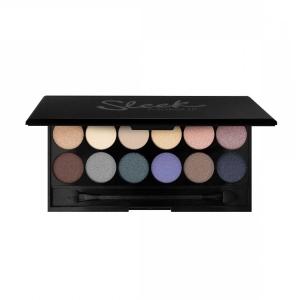 Paleta farduri SLEEK MakeUP i-Divine Eyeshadow Palette Storm, 12x1.1 gr
