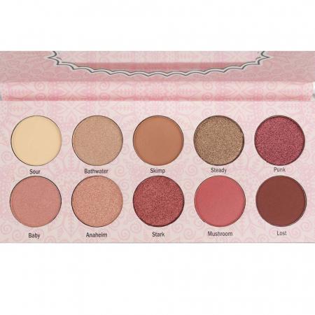 Paleta farduri Febble Eyeshadow Eternal Charm! 10 Colors1