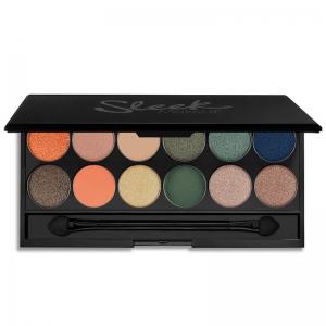 Paleta farduri SLEEK MakeUP i-Divine Eyeshadow Palette On The Horizon, 12x0.8 gr