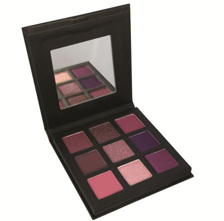 Paleta Farduri TECHNIC Pressed Pigment Palette, Hypnotise, 9 culori