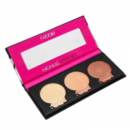 Paleta iluminatoare Febble Highlighter Set