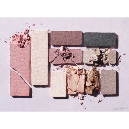 Paleta multifunctionala pentru pleoape si pometi Maybelline New York City Kits, Pink Edge, 12 g4