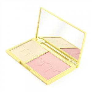 Paleta pentru conturare, iluminare si evidentiere MAKEUP REVOLUTION I Heart Makeup - Light and Glow2