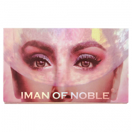 Paleta Profesionala de Farduri Iman Of Noble, 18 Color Eyeshadow Palette, 18 x 1 g3