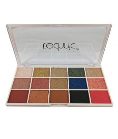 Paleta Profesionala de Farduri Technic 15 Pressed Pigment Palette, Goddess 15 Culori, 30 g2