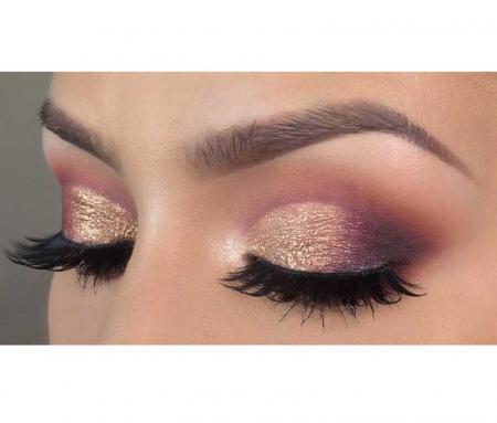 Paleta Profesionala de Farduri Iman Of Noble, 18 Color Eyeshadow Palette, 18 x 1 g4