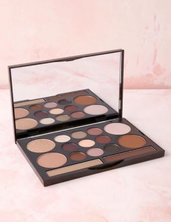 Paleta Profesionala Machiaj NYX Professional Makeup LOVE CONTOURS ALL Eye & Face Sculpting Palette8