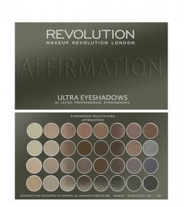 Paleta Profesionala Cu 32 Farduri Makeup Revolution - Affirmation1