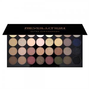 Paleta Profesionala Cu 32 Farduri Makeup Revolution - Flawless2