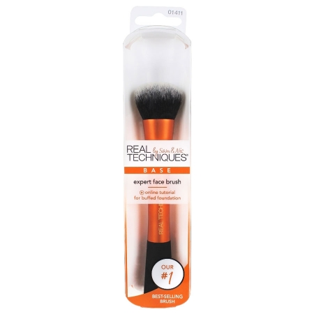 Real Techniques Base Expert Face Brush - Pensula profesionala de machiaj pentru fata